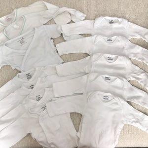 Other - Huge 18piece white NB bundle